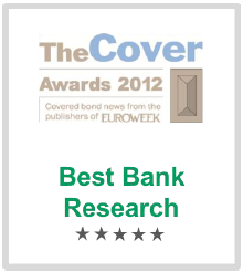 The Cover Awards 2012