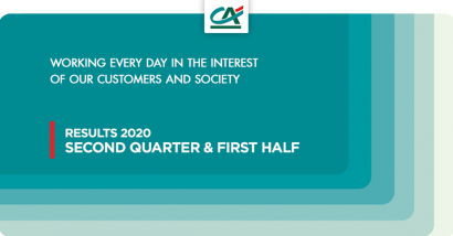 Results for the second quarter and first half of 2020
